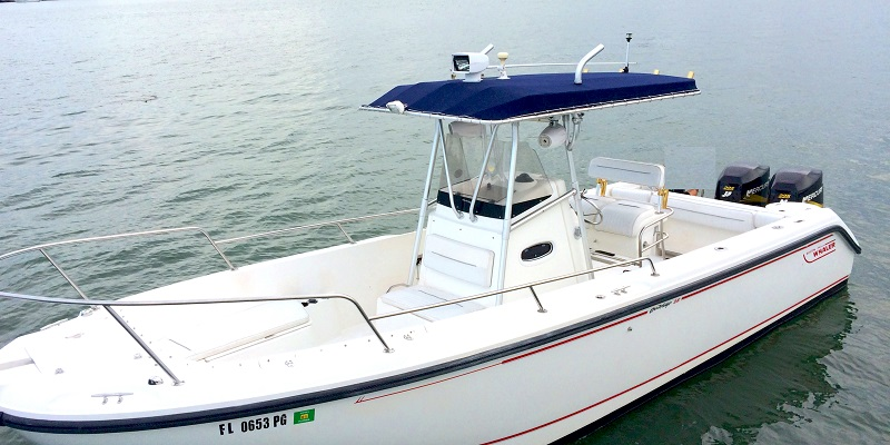 Water Time Charter Boston Whaler